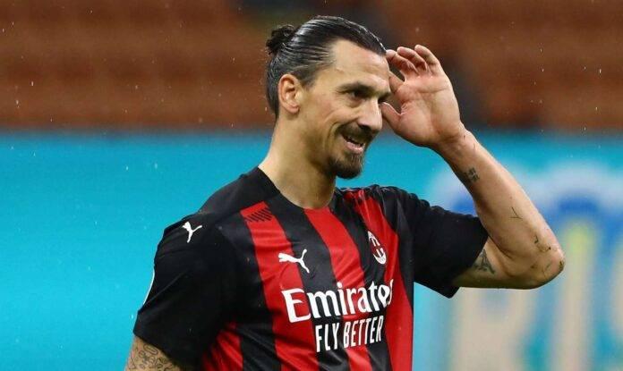 Ibrahimovic infortunati Milan Pioli