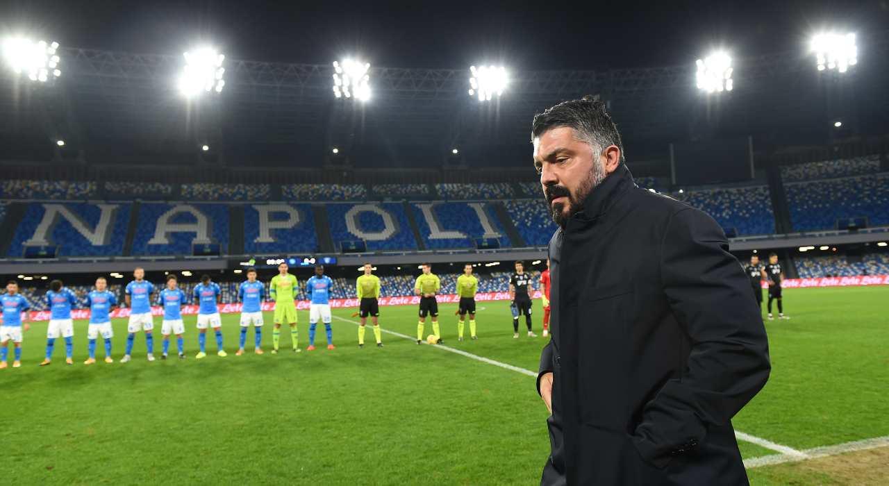 Napoli - Fiorentina cambia orario? Apprensione causa Covid