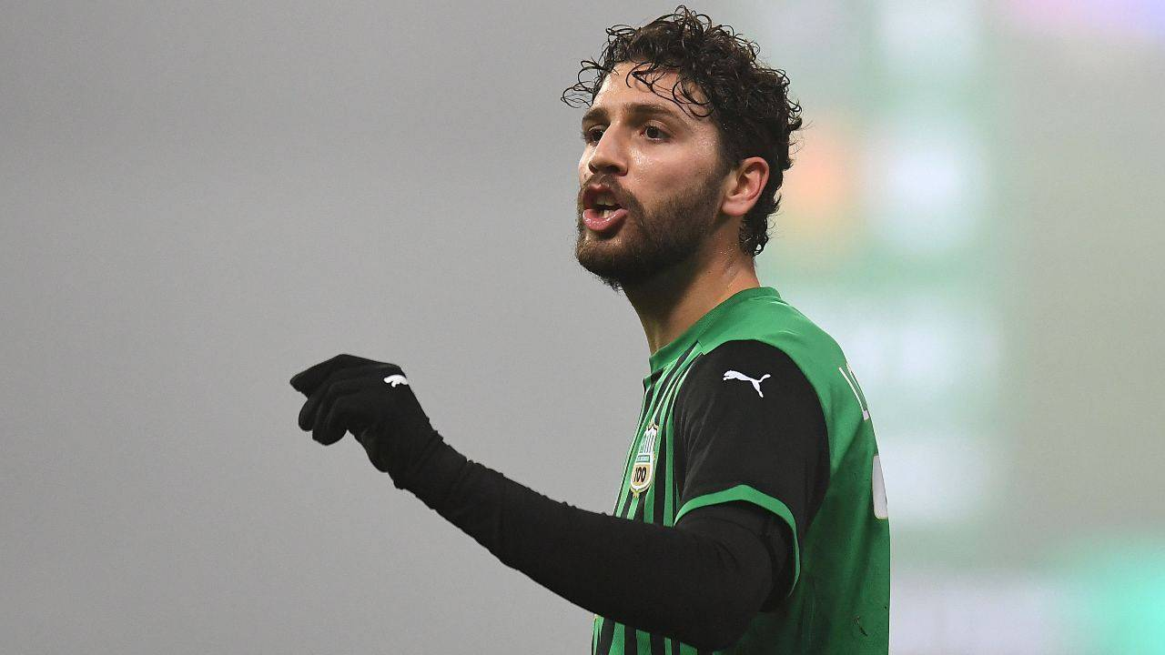 juventus locatelli sassuolo