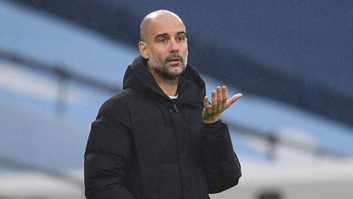 Guardiola sconsolato