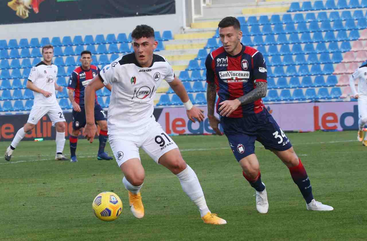 Roberto Piccoli in azione
