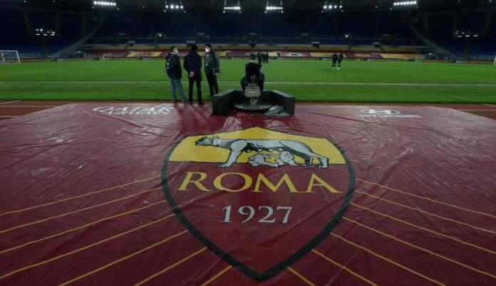Il simbolo della Roma