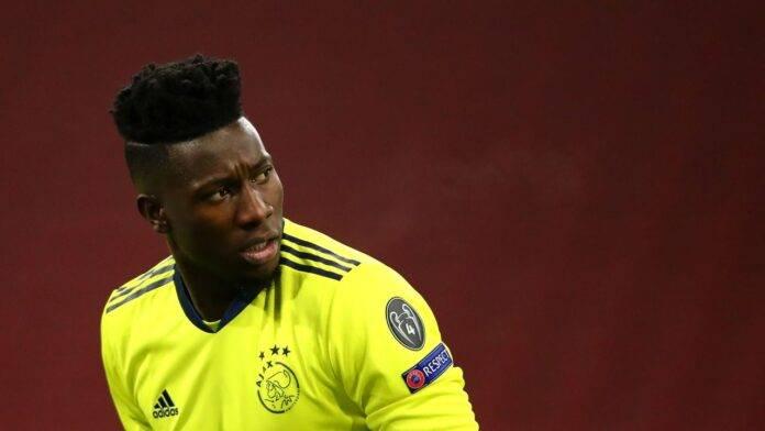 Ajax Onana doping sospeso