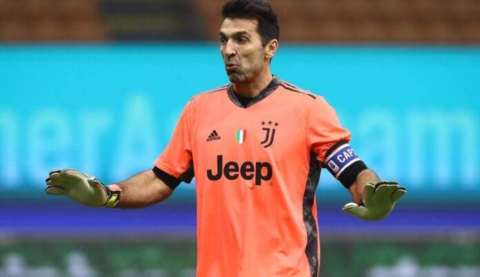 Capitan Buffon predica calma nella gara Inter-Juventus