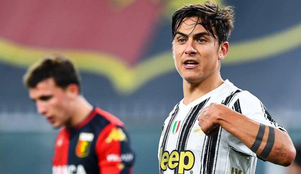Juventus Sancho Dybala