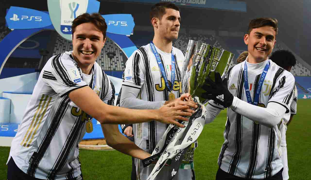 Juventus Dybala rientro infortunio