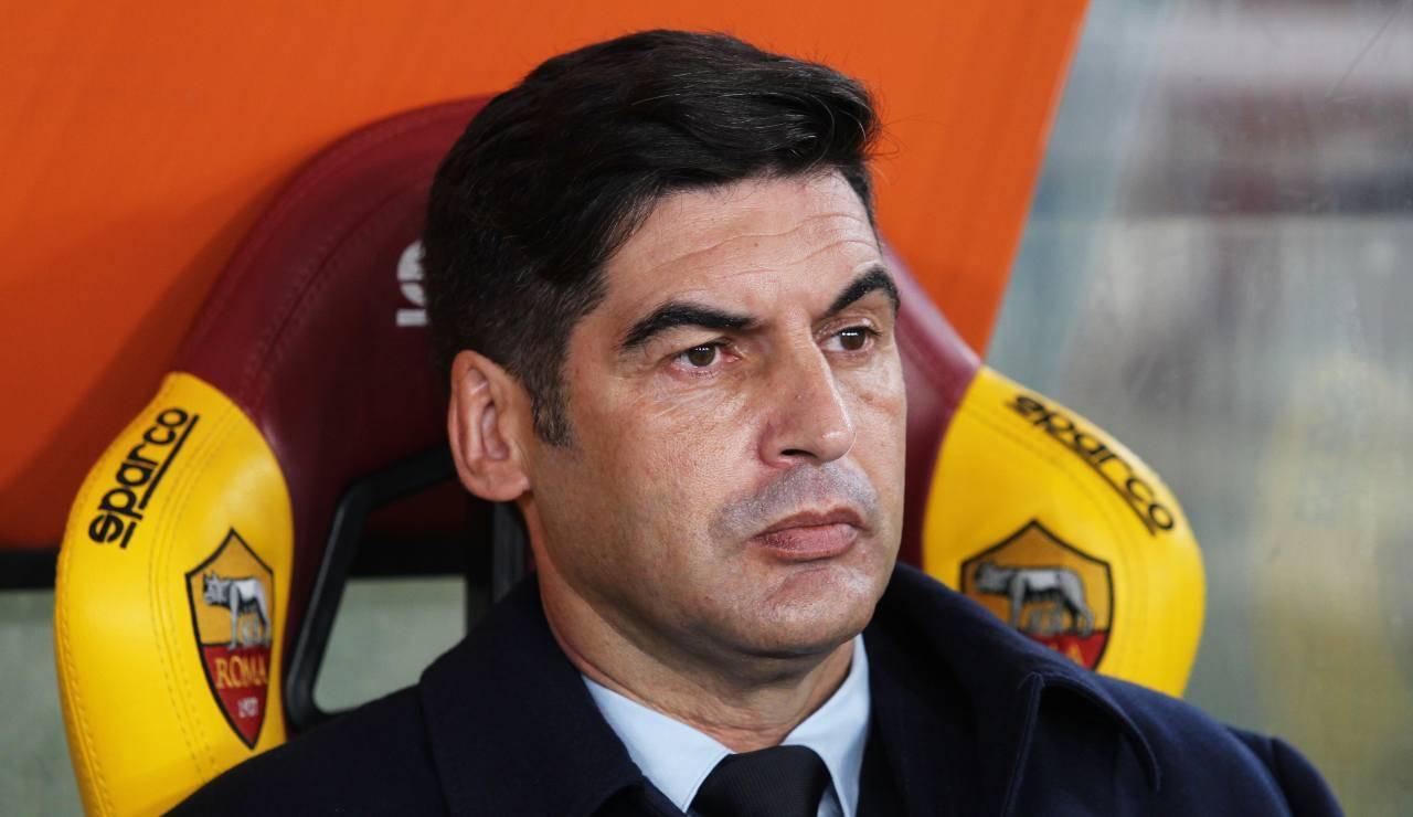 Fonseca parla prima del match con la Juve