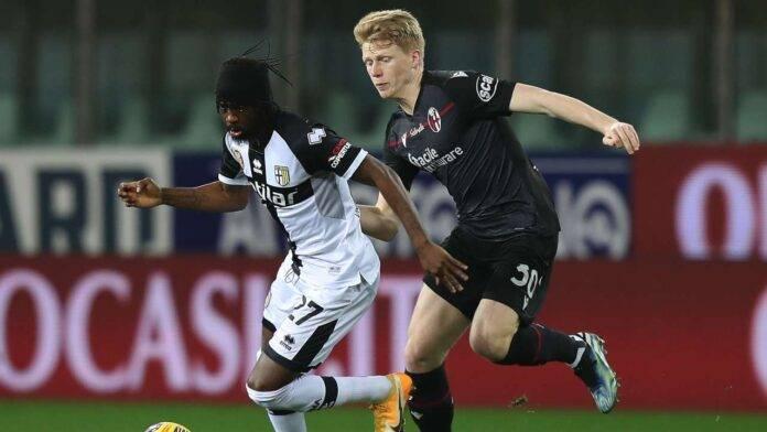 Parma e Bologna in campo