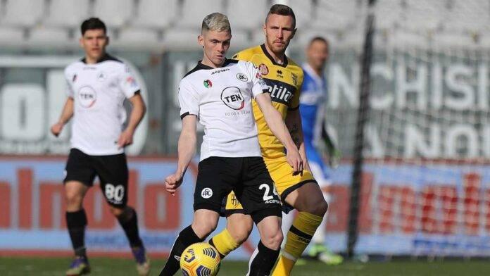 Spezia e Parma in azione