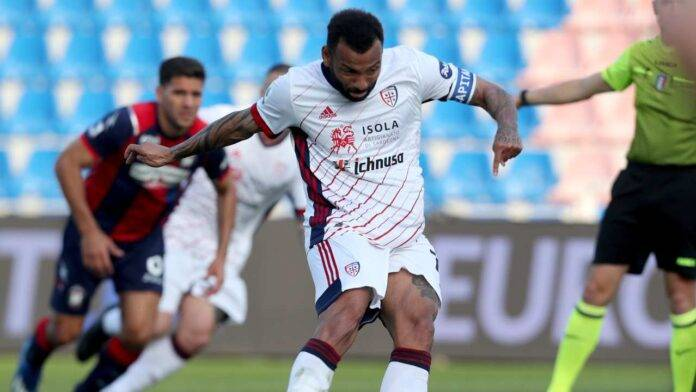 Joao Pedro in azione
