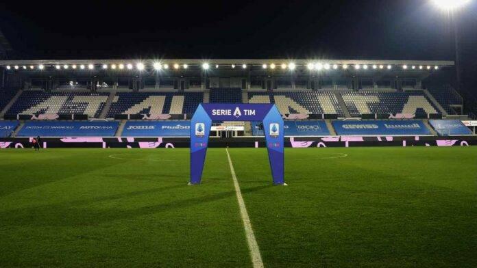 Tabellone Serie A Gewiss Stadium