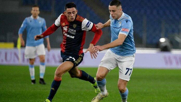Lazio e Cagliari in azione
