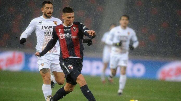 Bologna e Benevento in azione