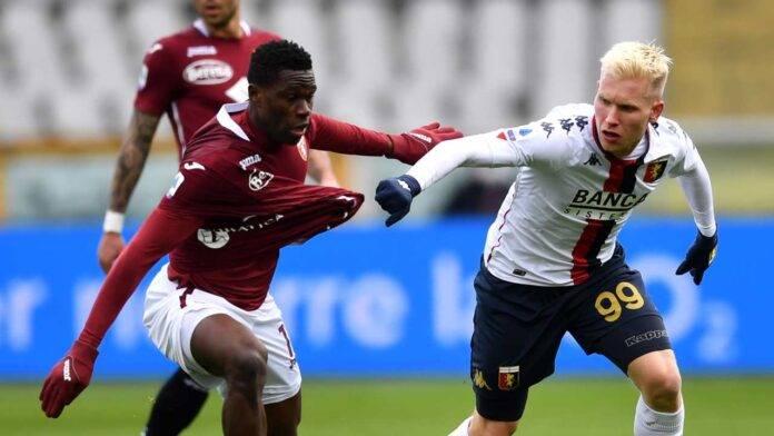 Torino-Genoa in campo