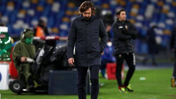 Pirlo in polemica per il rigore concesso al Napoli
