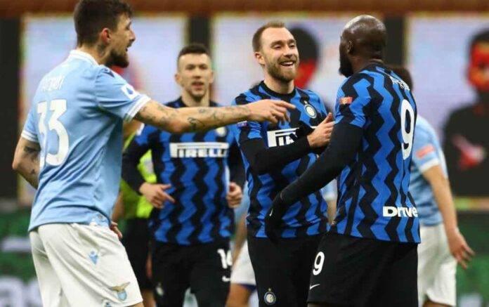 Inter Lazio Serie A