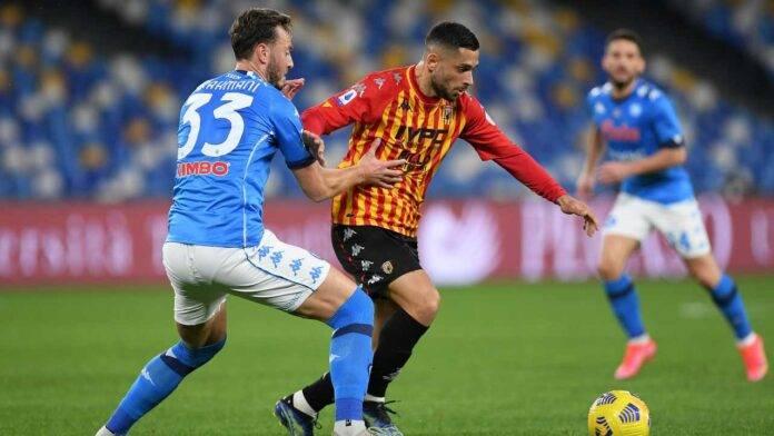 Napoli e Benevento in azione