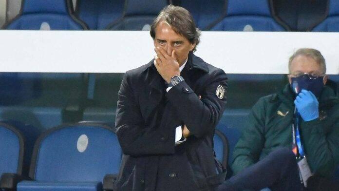Italia, Mancini in panchina