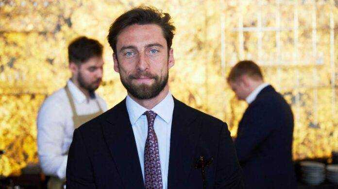 Claudio Marchisio in posa