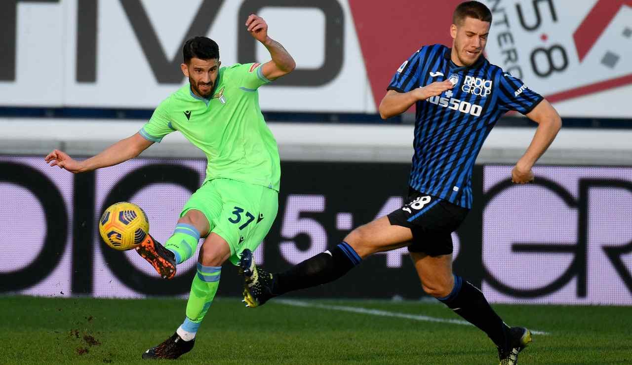 Lazio lista Uefa Champions