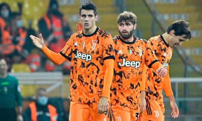 Juventus Morata Atletico