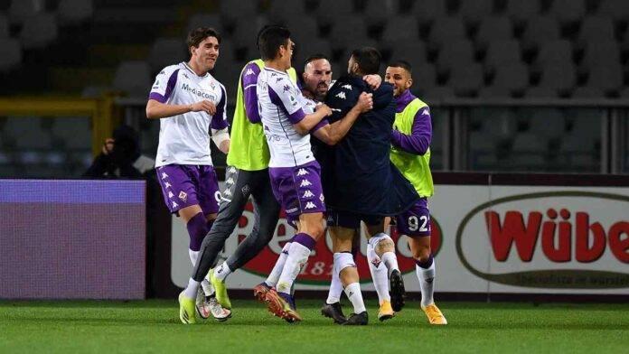 Monza Ribery Fiorentina