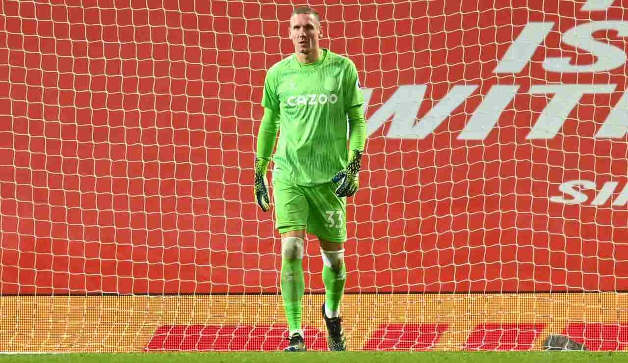 Roma Olsen Everton