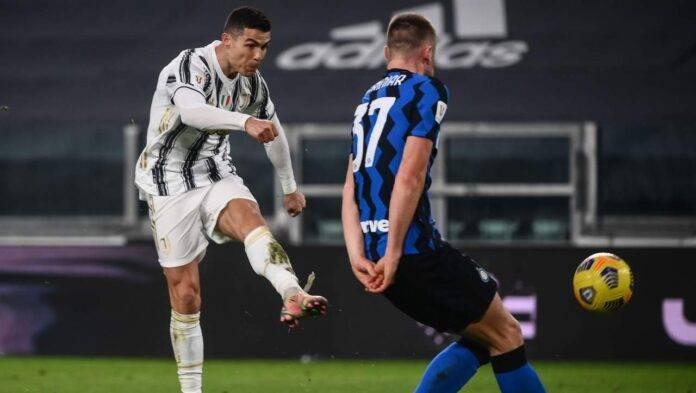 Ronaldo calcia