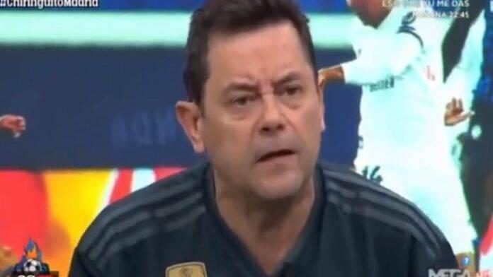 Tomas Roncero Chiringuito