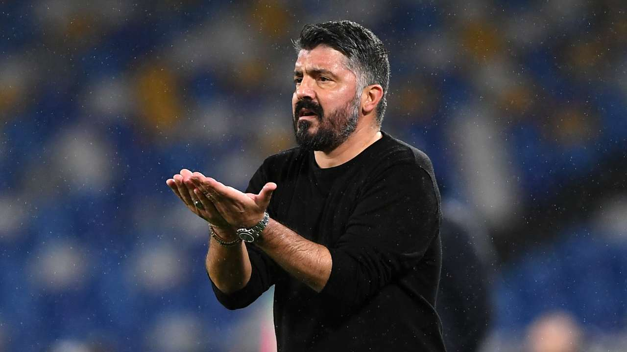 Gattuso incredulo
