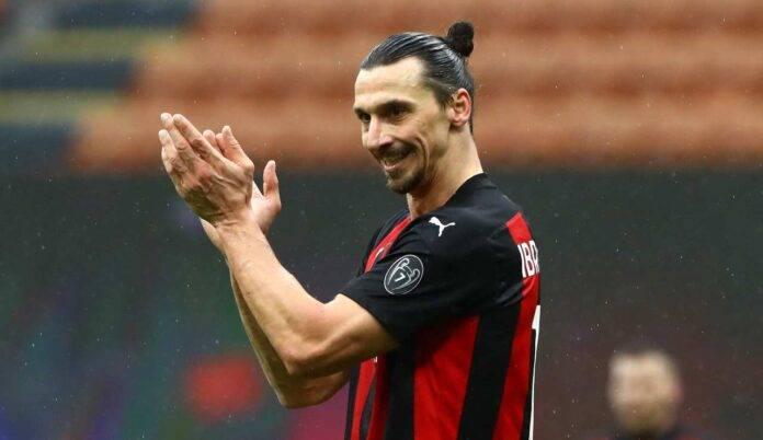 Ibrahimovic applaude