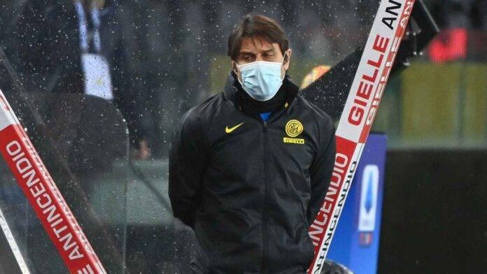 Antonio Conte insoddisfatto