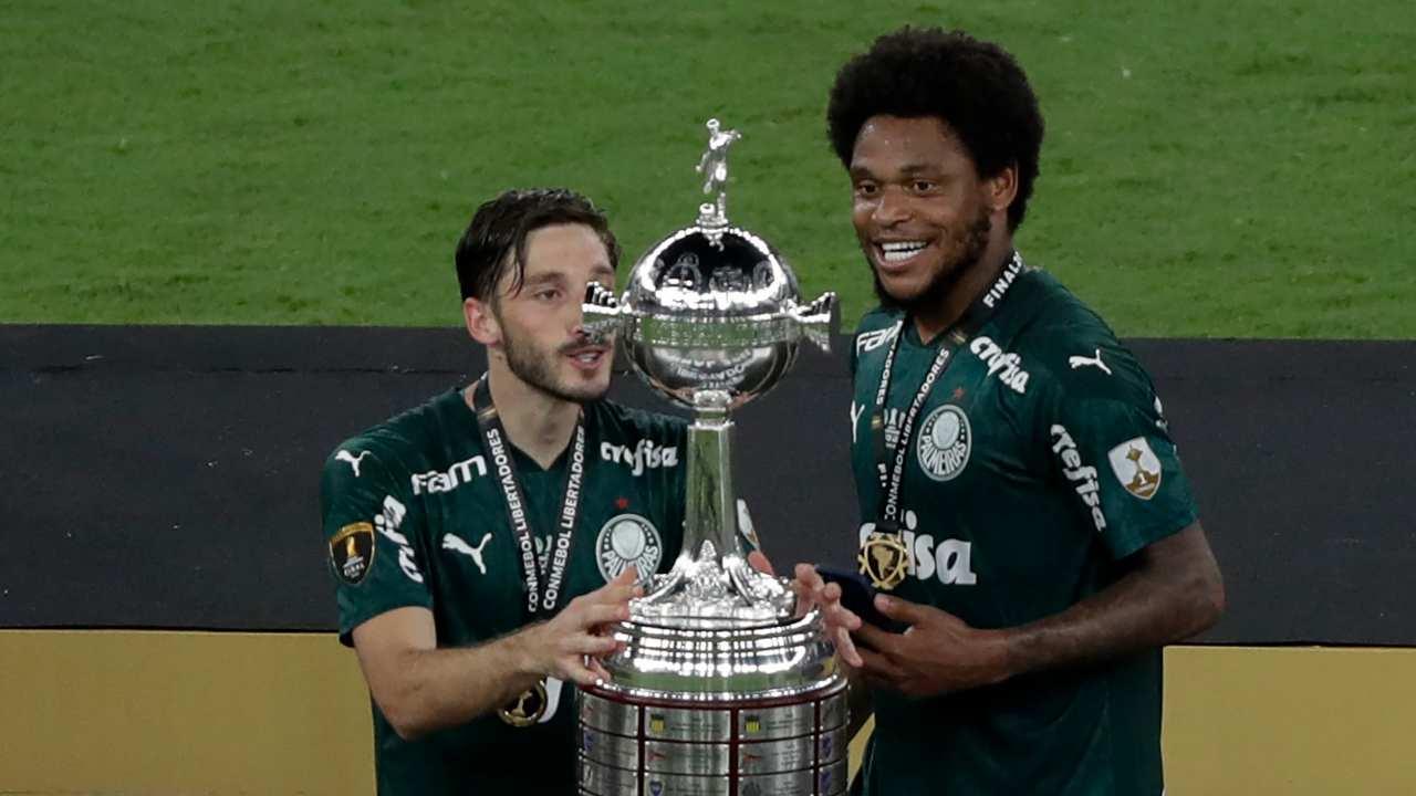 Matias Vina vince la Libertadores