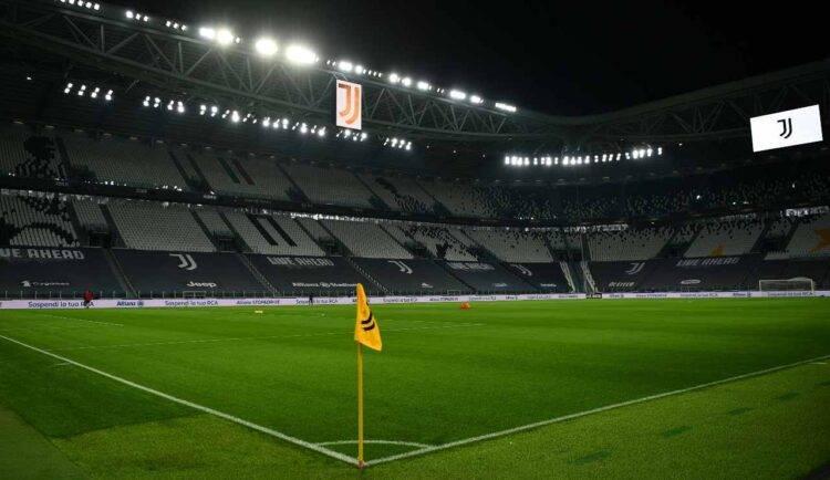 Allianz Stadium vuoto