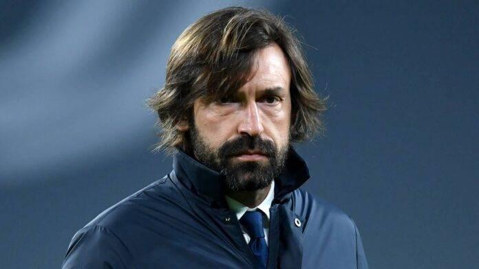 Juventus, Pirlo in campo