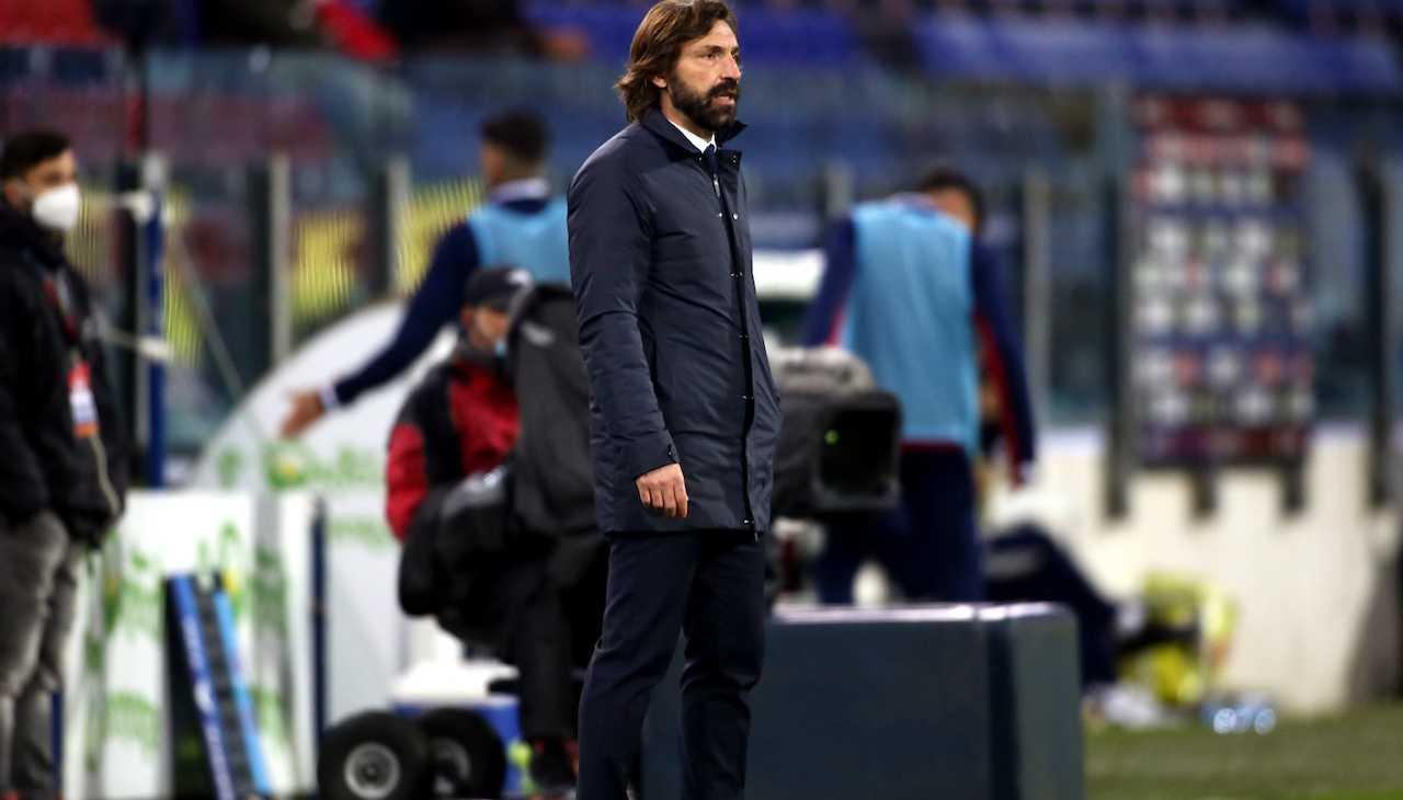 Nedved Pirlo Juventus