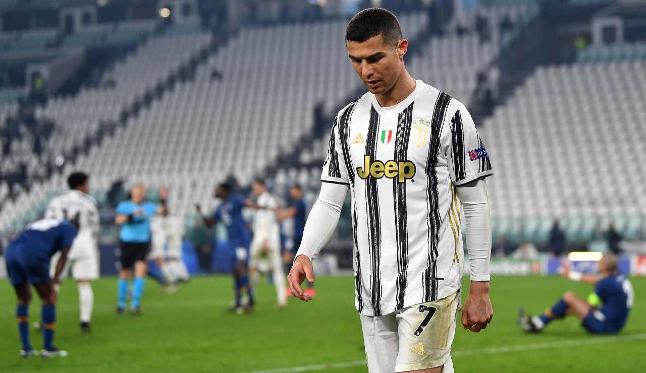 Juventus Ronaldo Psg