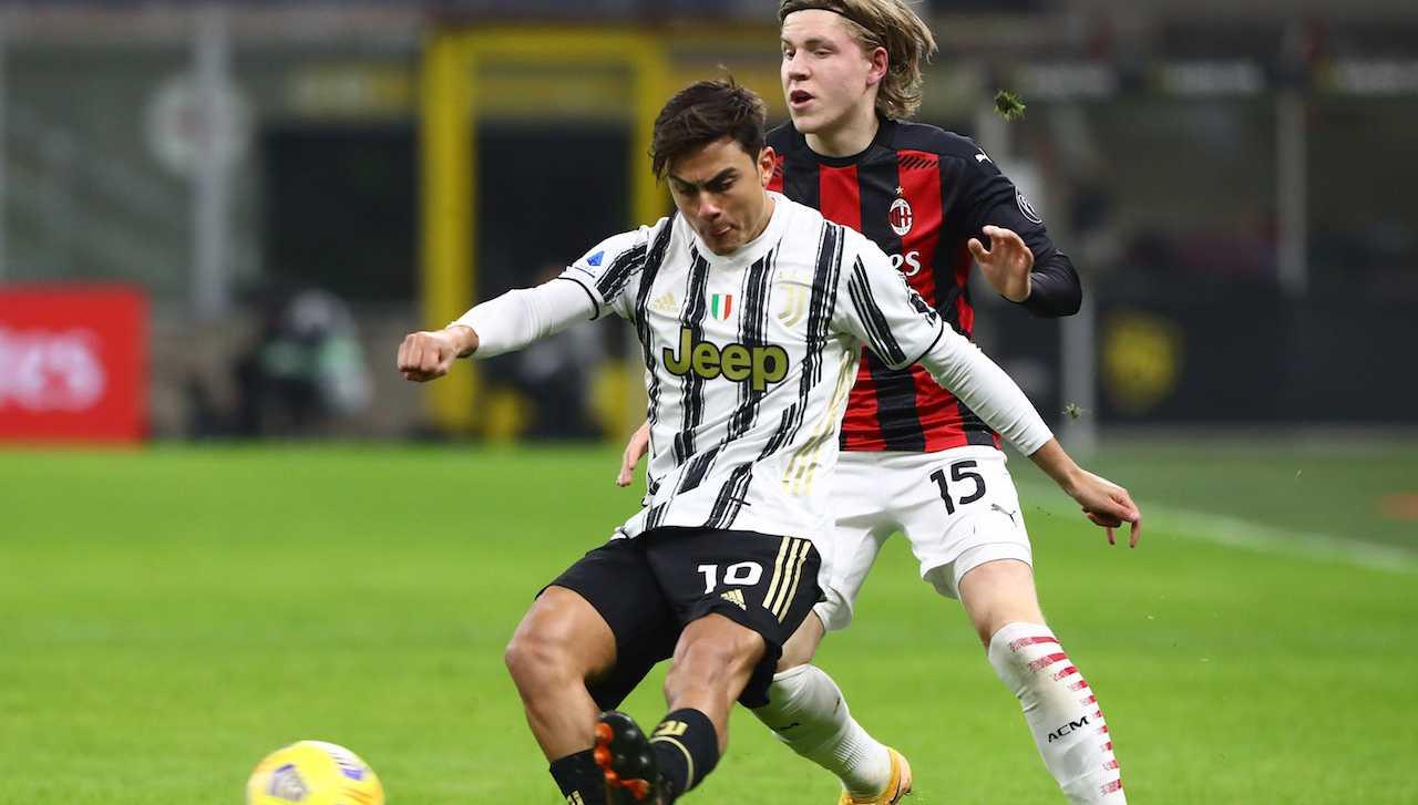 Dybala Juventus recupero rinnovo