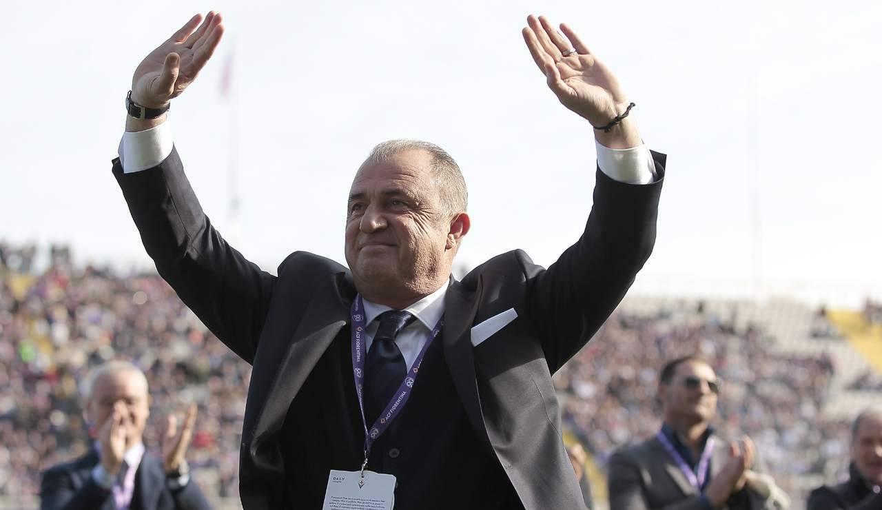 Fiorentina Terim Commisso