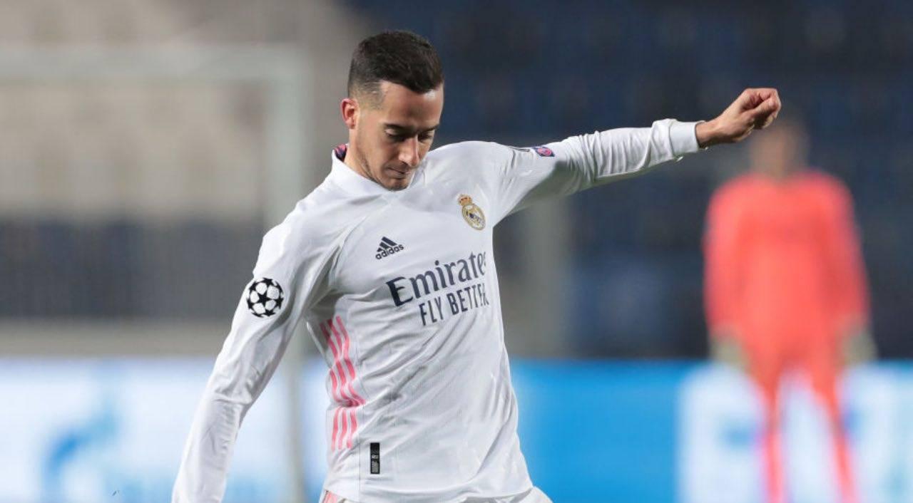 Lucas Vazquez in scadenza col Real, Milan e Juventus pronte all ...