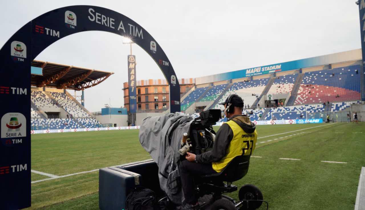 Telecamera Serie A