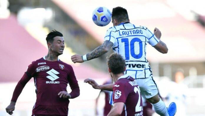 Gol Lautaro Torino Inter