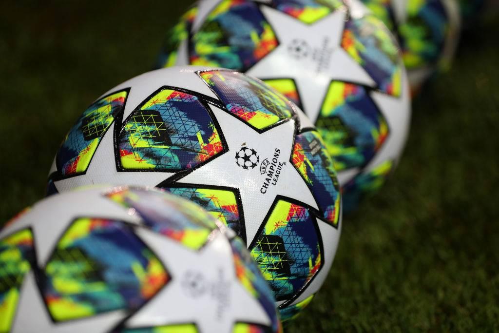 Pallone della Champions League