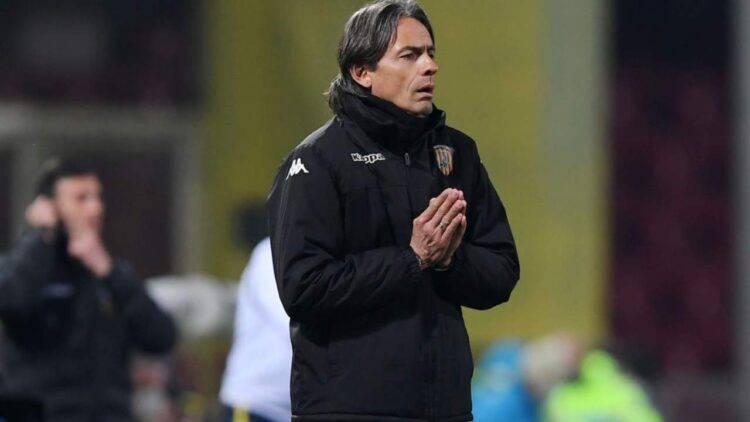 Filippo Inzaghi incredulo