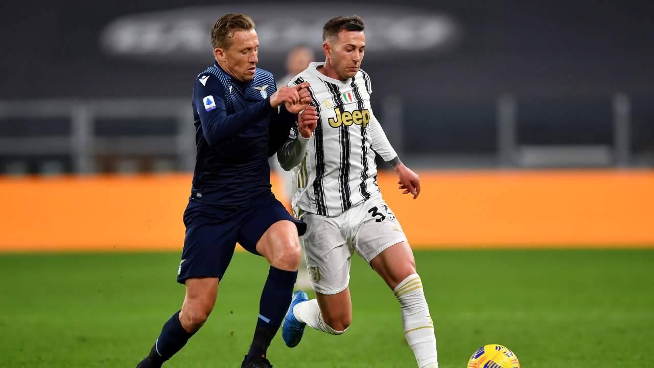 DIRETTA Serie A, Juventus-Lazio: segui la partita LIVE
