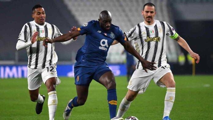 Juventus e Porto in campo