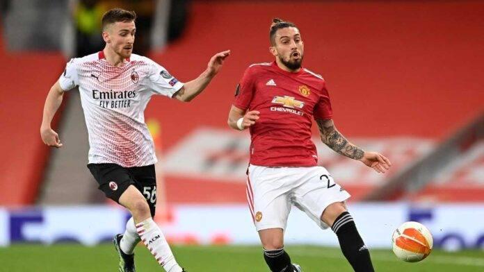 Manchester United e Milan in campo