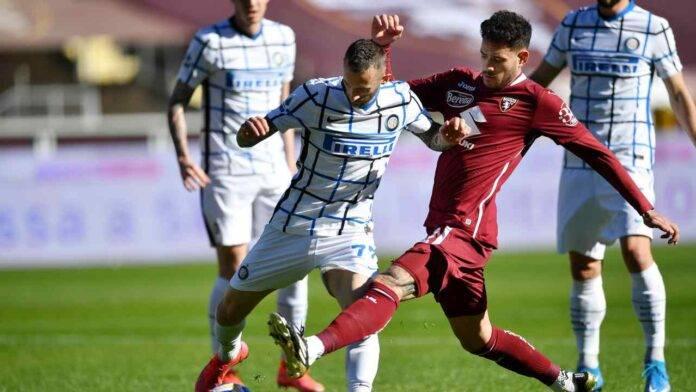 Torino e Inter in campo
