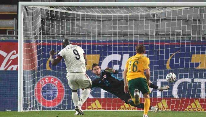 Lukaku gol Belgio