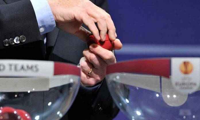 Urne sorteggi Europa League